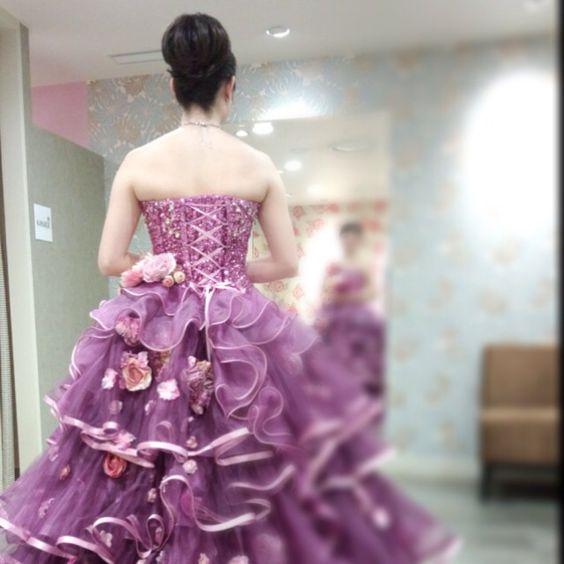 flower dress♡