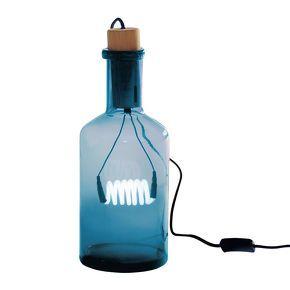 Lampe de table Bouché Bleu - Seletti