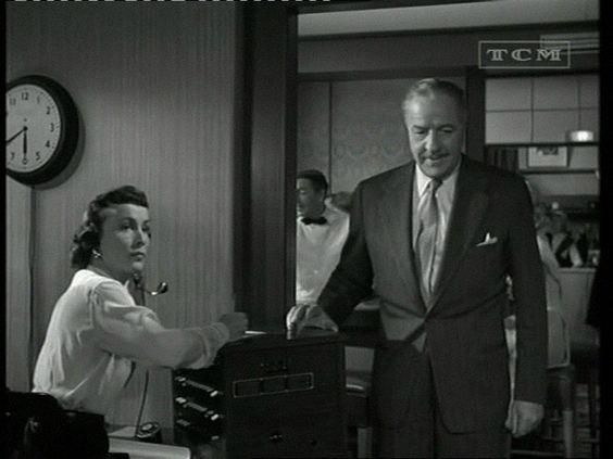 Executive Suite (1954) Mimi Doyle ,Louis Calhern, Film Noir, A Robert Wise Film.