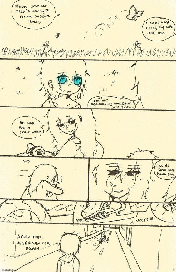 Kaito Shuno | Comics - page 1