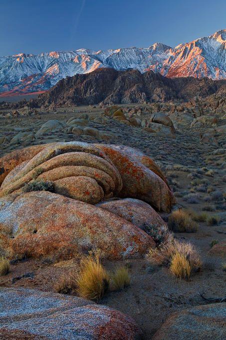California, Eastern Sierra,...: Photo by Photographer Ya Zhang - photo.net