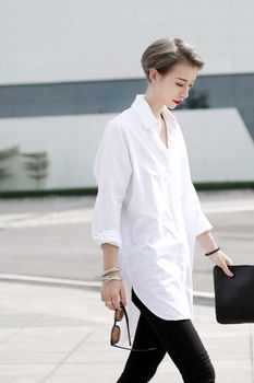 Boyfriend White Shirt | Is Shirt