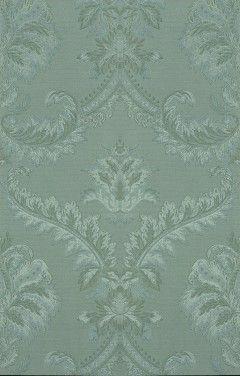 Tapete rasch textil tradizionale 008026 barock blau gr n for Tapeten katalog bestellen