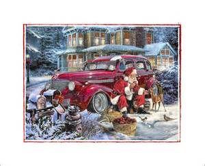 Show Us Your Hot Rod Related Christmas Cards | The H.A.M.B.