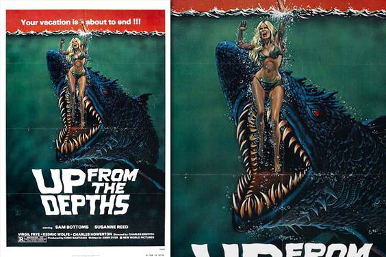 24. Up From The Depths (1979)