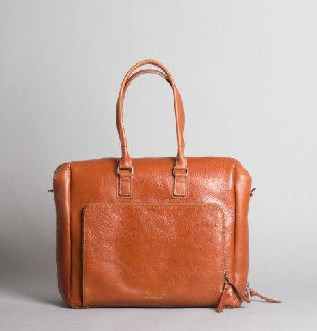 Royal republiq Countness day bag cognac