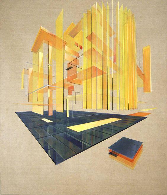 Monolithic Suspension , Daniel Mullen