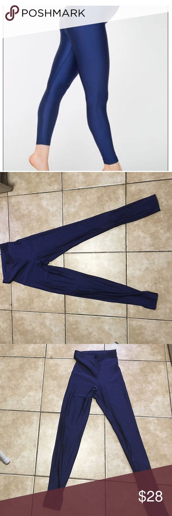 American Apparel Leggings Very comfortable worn a couple of times can fit various sizes American Apparel Pants Leggings