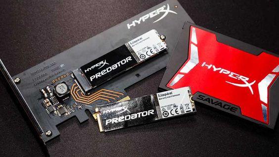 Kingston's High-Speed PCIe SSD