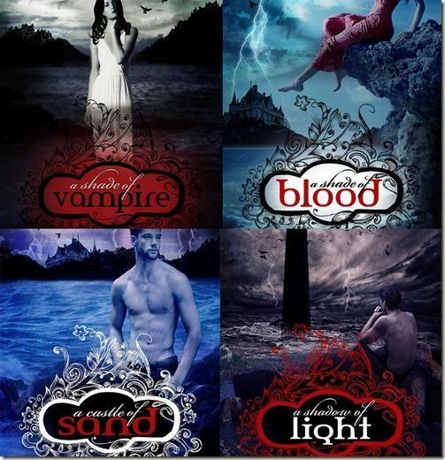 Resultado de imagen para Saga A Shade of Vampire de Bella Forrest