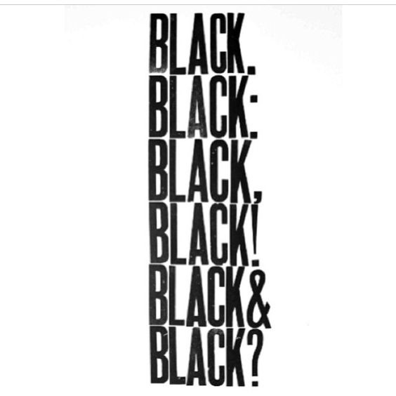 Word #blakthelabel