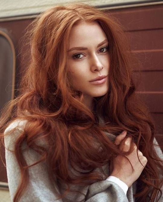 1 Tumblr Hair Styles Natural Red Hair Red Hair Color