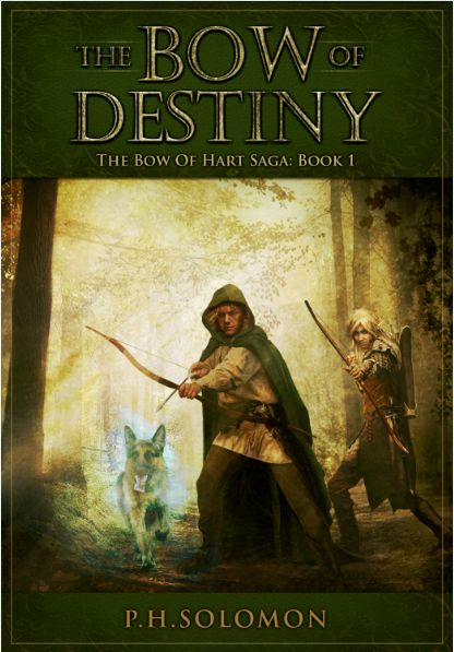Featured Book: The Bow of Destiny by P. H. Solomon