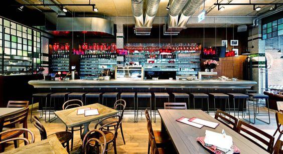 L'Osteria Interior Design (Berlin)