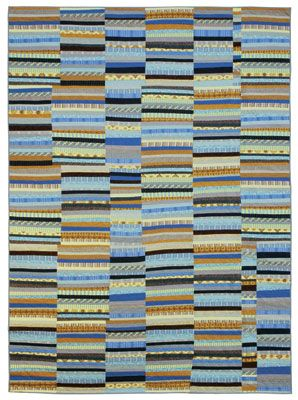 DS string theory quilt