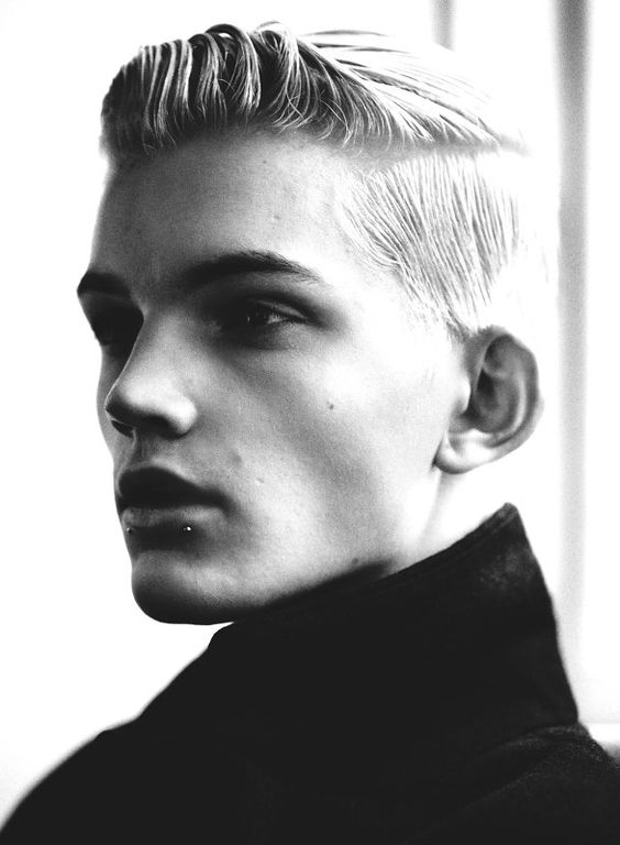 sides, hair style, hairstyle, haircut, hair color, slick back, men ...