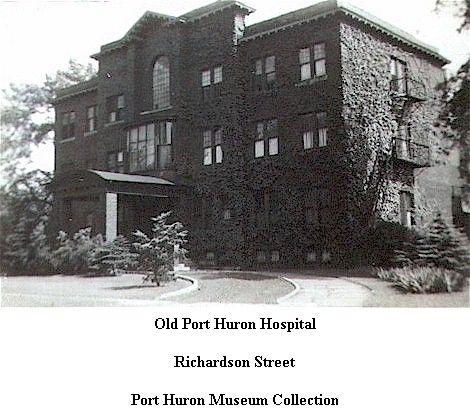 Port Huron Hospital.