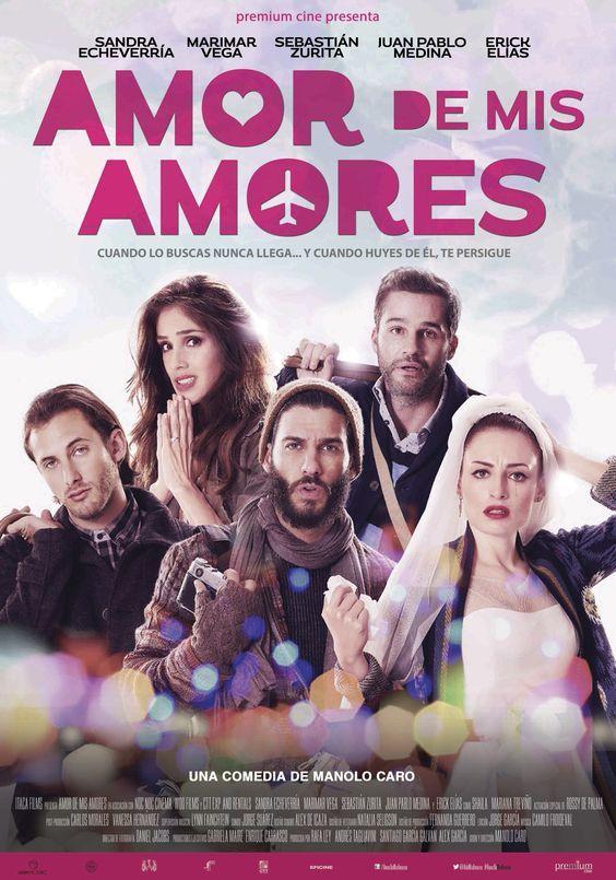 Amor De Mis Amores 2014 De Manolo Caro Tt3344928 Peliculas