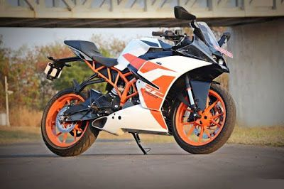 Ktm Rc 200 Launched In India 2019 Ktm Rc 200 Ktm India Has