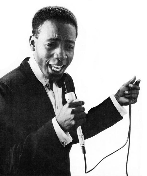 Bobby Hebb, 1966.  'Sunny! An all time favorite, was 15 years old