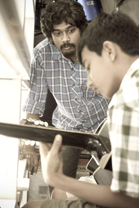 Guitar, Drums, Piano Classes in Dwarka, New Delhi