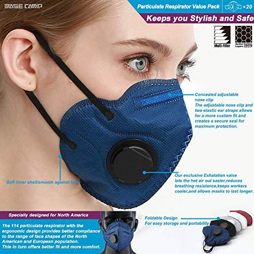 N95 mask vs dust mask