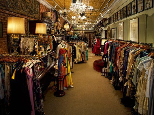 New York City S 38 Best Vintage Stores Mapped Vintage Shops New York Vintage Shops Nyc New York Vintage Stores