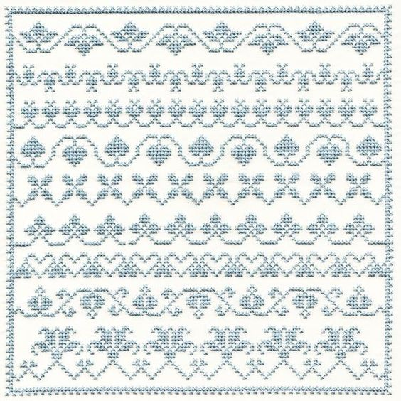 Cross stitch samplers stitches and design on pinterest