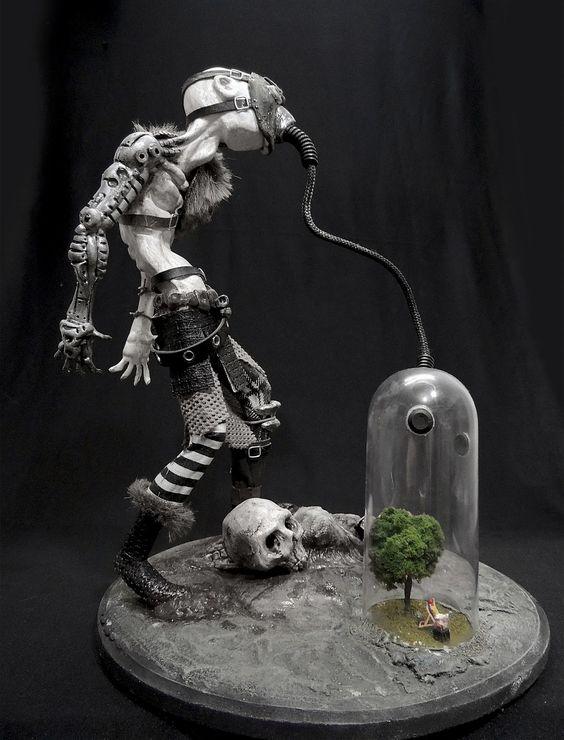 Will Artes: Escultura: