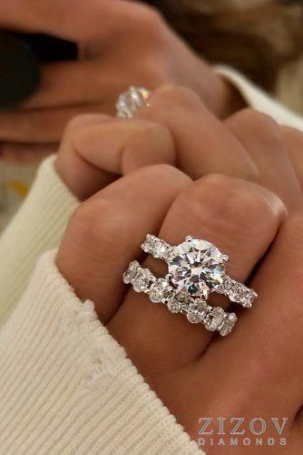 Ringsset Wedding Rings Unique Yellow Gold Wedding Ring Bridal Rings