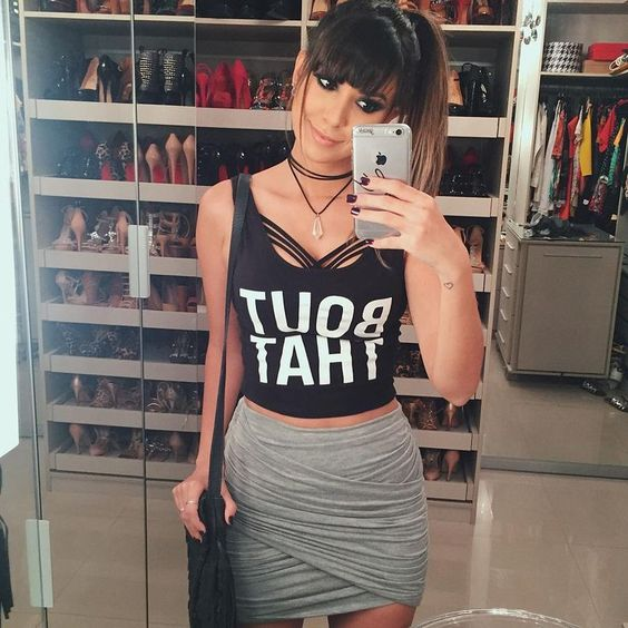 Como usar Sutiã de Tiras (strappy bra) muitos looks para inspirar: