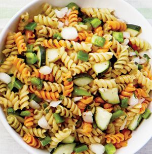 Fat free pasta salad recipe