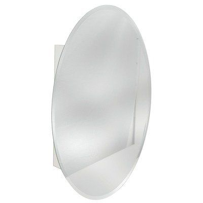 """Zenith MMV1032 21"""" X 32"""" Oval Medicine Cabinet by Heath/Zenith. Save 22 Off!. $116.99. Medicine Cabinets. MMV1032. Zenith. Zenith MMV1032 21"""" X 32"""" Oval Medicine CabinetZenith Corporation is Americaâs leading manufacturer of bathroom storage and organizational products for the retail market. Zenith offers a wide line of items and accessories that are both attractive and functionalZenith MMV1032 21"""" X 32"""" Oval Medicine Cabinet Features:; Medicine cabinet; Contemporary frameless ov..."""