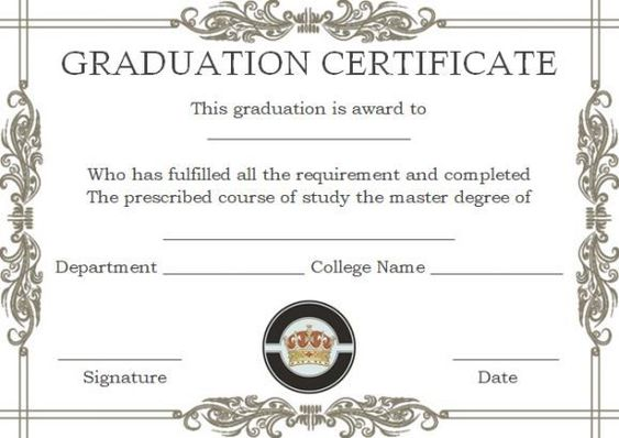 Best  Degree Certificate Ideas On   College Diploma