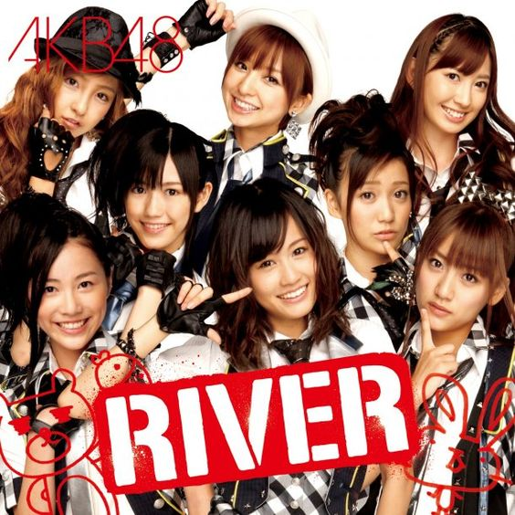 AKB48 14th Single - RIVER (2009.10.21) 劇場盤