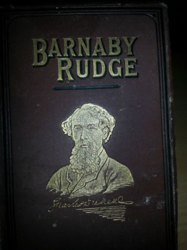Barnaby Rudge 1841