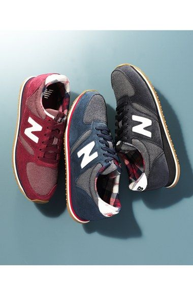 new balance 420 womens plaid