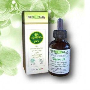 olio di neem puro 30ml