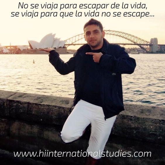 Estudia en el exterior. Nosotros te ayudamos a cumplir tus metas!! http://bit.ly/1HrwQ5d