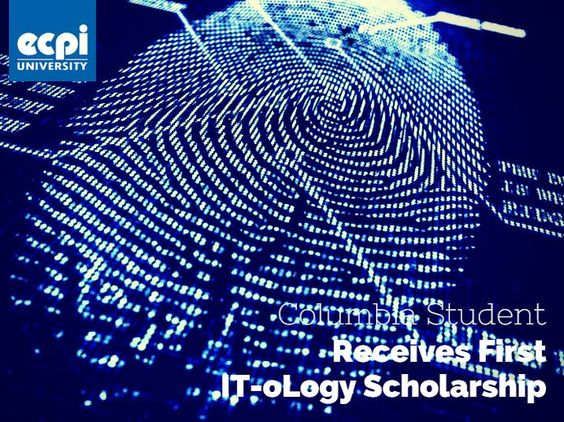 Database Programming Student Receives It-oLogy Scholarship  http://www.ecpi.edu/blog/columbia-sc-ecpi-university-student-receives-first-it-ology-scholarship