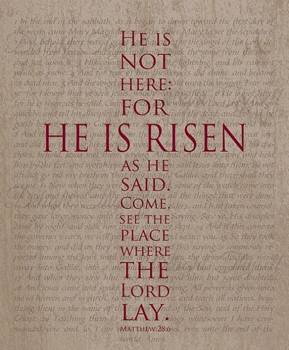 Best and Religious Easter Quotes from the Bible11: