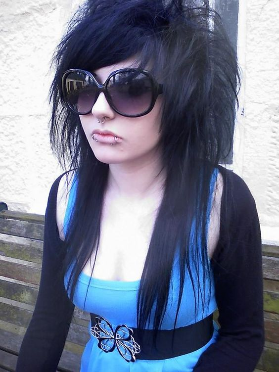 Hairstyle Magazine: Emo Hairstyles for Girls