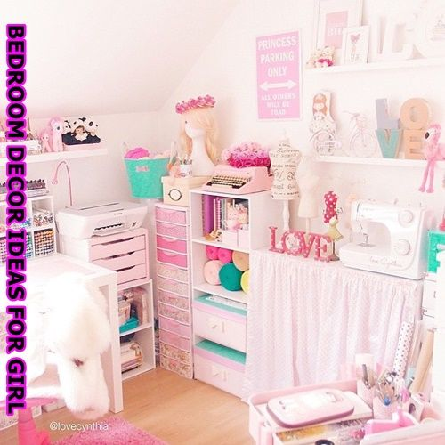 Girl Room Decor Ideas What Should Every Bedroom Have Kawaii Room Girly Room Cute Room Ideas