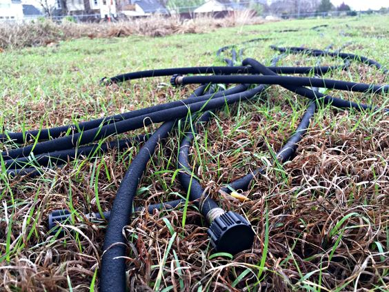 Soaker Hoses | March 2016 | XLT Homestead