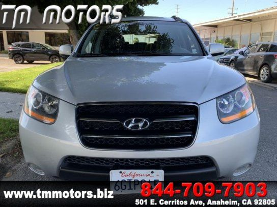 Used 2008 Hyundai Santa Fe Limited For Sale In Anaheim Ca 92805 Kelley Blue Book Hyundai Santa Fe Hyundai Kelley Blue