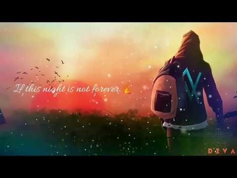 Alan Walker Alone Lyrics Video For Whatsapp Status