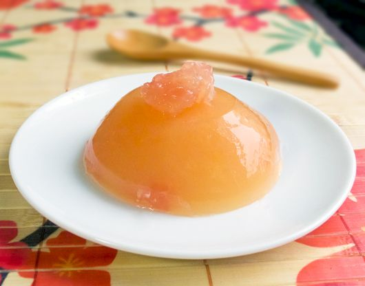 Grapefruit Jelly | Recipe | Simple, Desserts and Jello ...