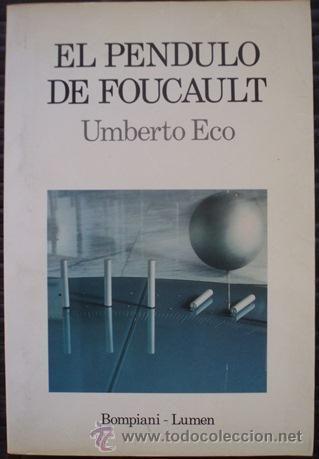 El pendulo de Foucault: