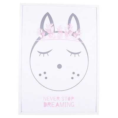 Dreamer Print. This is going in our baby girl's room