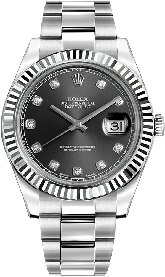 Free Overnight Shipping Rolex Oyster Perpetual Datejust Ii 116334 Mens Automatic Movement Luxury Watches For Men Rolex Rolex Datejust Ii